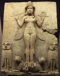 Lilith-Periodo de Isin Larsa y Babilonia