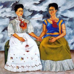 Frida Kahlo-le due frida