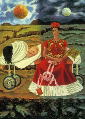 Frida Kahlo-tree of hope