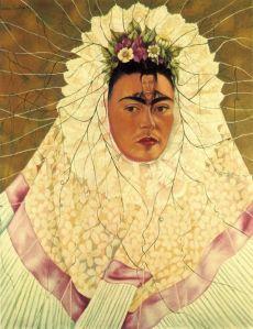 Kahlo-tehuana