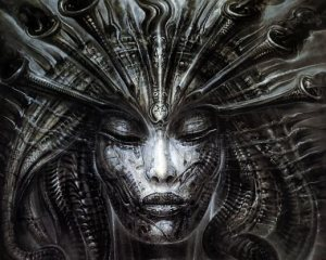 HR Giger Trumpets of Jericho