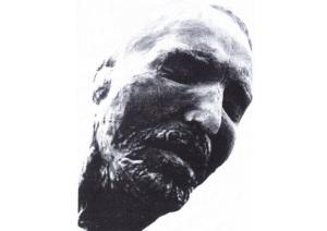Masca-mortuara_Mihai-EMINESCU_POGOR_IASI